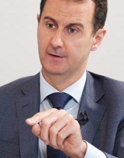قصة رسالة ترامب الى الأسد