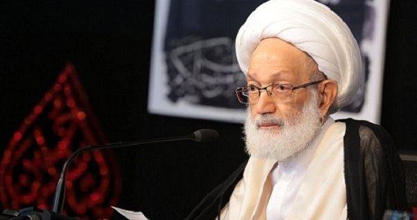 نصرالله يطالب الدولة برفض تسفير الشيخ عيسى قاسم إلى لبنان