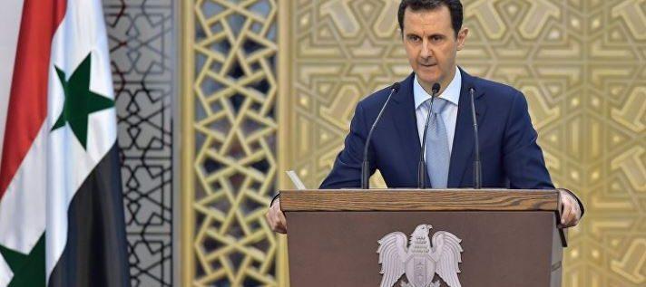 كيف عايدت الرئاسة السورية اللبنانيين في عيد المقاومة والتحرير؟