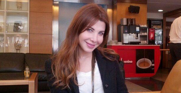 بالصورة.. نانسي عجرم برفقة رجل أعمال إسرائيلي!
