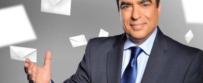 جورج قرداحي يعود إلى تلفزيون لبنان!