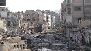 سوريا: بدء عملية إجلاء مسلحي المعارضة من حي القابون في شرق دمشق