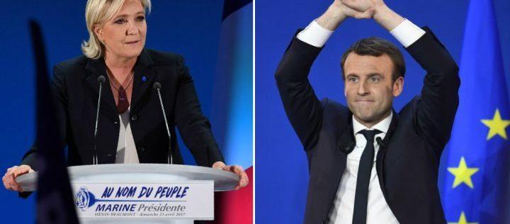 مباشر: إيمانويل ماكرون يفوز في الانتخابات الرئاسية الفرنسية بنسبة 65.5 بالمئة (نتائج أولية)