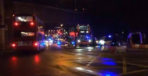 إصابات في عملية دهس على جسر لندن