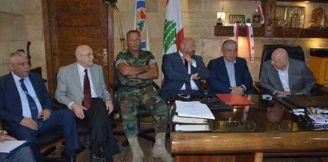 إجتماع سياسي ـ أمني بدعوة من كبارة.. لتحسين صورة طرابلس