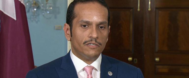 وزير الخارجية القطري: نقول للإمارات كفى أكاذيبا عن دعم قطر للإرهاب