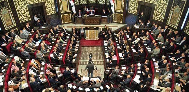 اسباب إقالة رئيسة البرلمان السوري