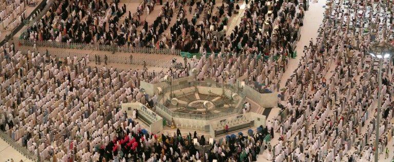 أكثر من مليوني مسلم يبدأون مناسك الحج