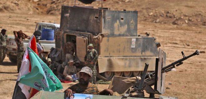 """القوات العراقية تخترق دفاعات """"الدولة الاسلامية"""" وتصل إلى مركز تلعفر"""