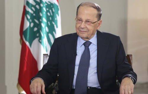 مساعد وزير خارجية ايران يتبلغ من الرئيس عون ترحيبه بالجهود للوصول الى حلول سلمية في المنطقة