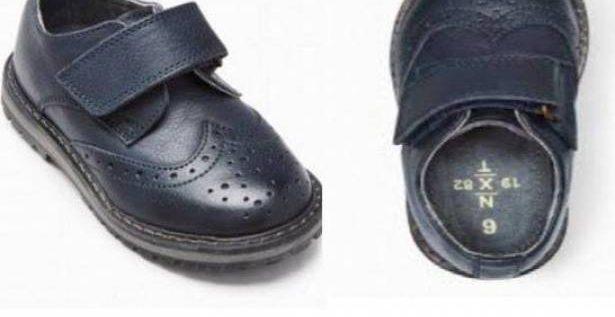 بريطانيا تحذر : أحذية للأطفال تجتاح الأسواق .. لكنّها مُسرطنة