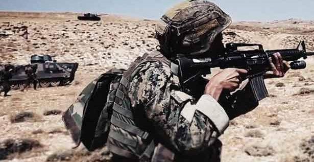 الإنتحاري الذي حاول تفجير نفسه بالجيش من هو؟