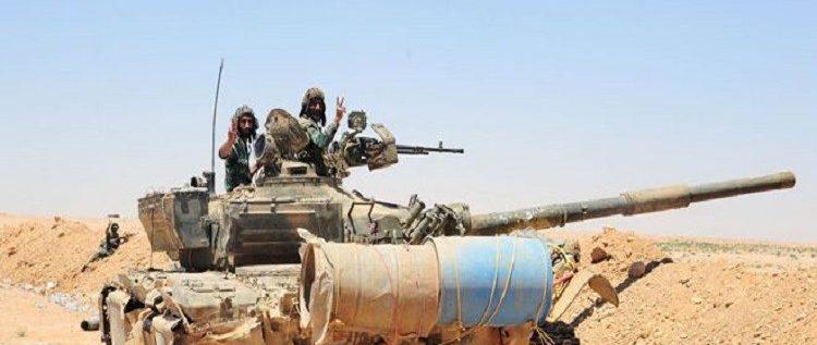استعادة قرى بريف حمص الشرقي بعد مواصلة الجيش السوري للعمليات