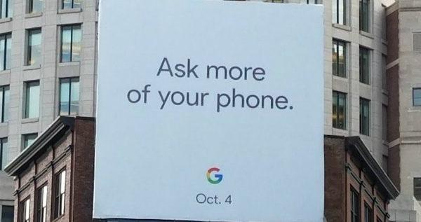 جوجل تكشف عن موعد إطلاق منافس الiphone X
