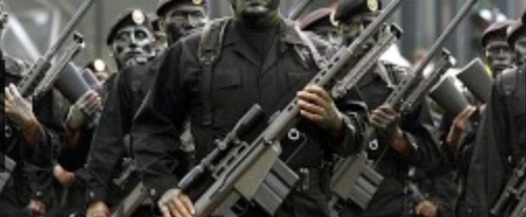 بالإنفوغرافيك: تعرّفوا إلى أقوى 7 قوات خاصة في العالم