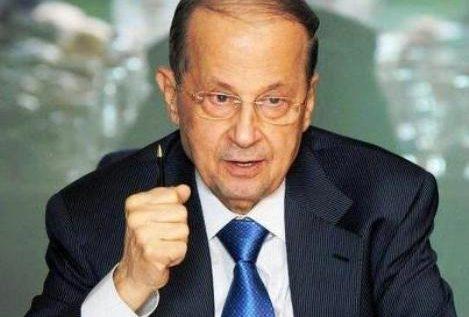 الرئيس عون: استراتيجيتنا حيال سوريا تقوم على الحفاظ على حدودنا والنأي بالنفس عن المسائل السياسية الداخلية لها