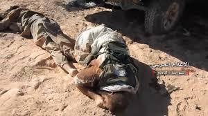 الجيش السوري وحلفاؤه يصدون هجوما عنيفاً لداعش على أوتوستراد دير الزور –تدمر بريف دير الزور الجنوبي الغربي