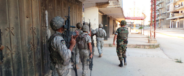 الجيش دهم منازل مطلقي النار في طرابلس… وعلى ماذا عثر؟