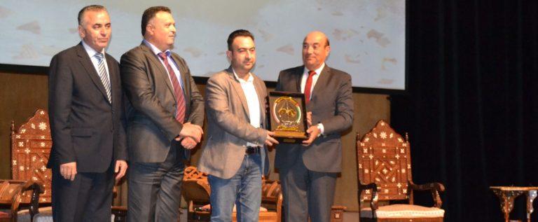 """مهرجان الإعلام السوري الأول """"حكاية صمود"""""""