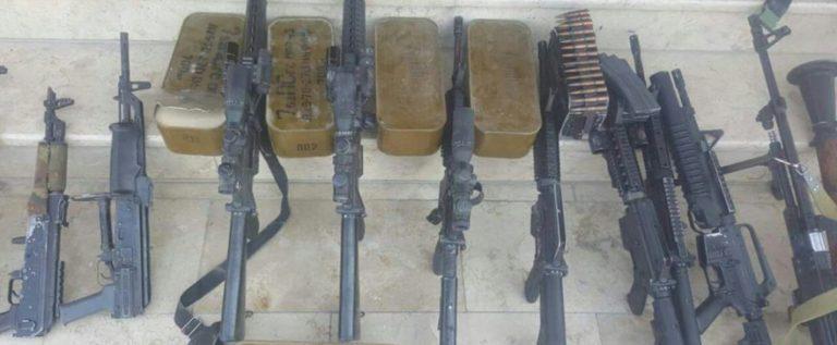 مخابرات الجيش خلال البحث عن أبو طاقية ماذا وجدت؟