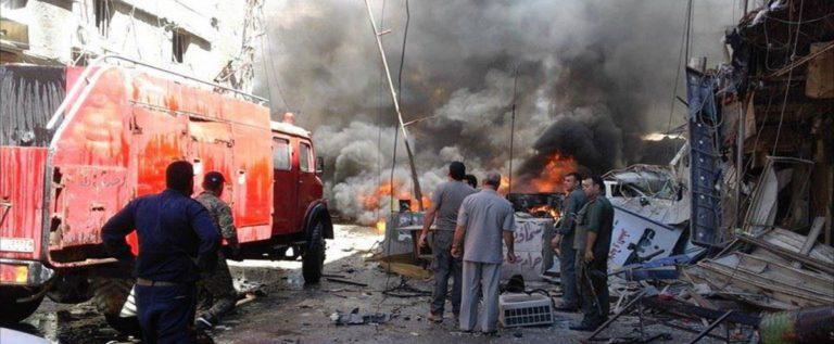 """تفجيري """"الميدان"""" وسط دمشق الرواية الكاملة"""