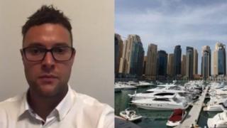 """إلغاء حكم سجن بريطاني بتهمة ارتكاب """"فعل فاضح بمكان عام"""" في دبي"""