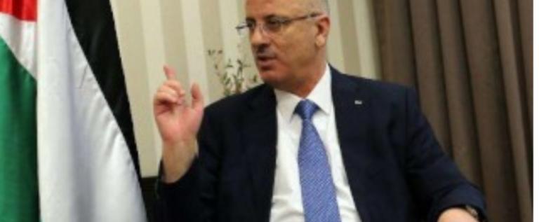 بأول زيارة منذ 2005.. رئيس الوزراء الفلسطيني يصل غزة