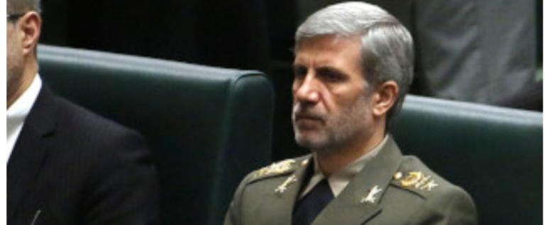 وزير الدفاع الإيراني: ترامب يقود العالم الى الحرب