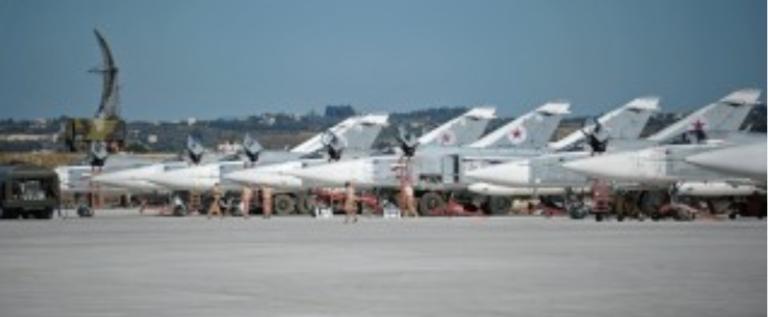حادث غامض في مطار حميميم بسوريا..