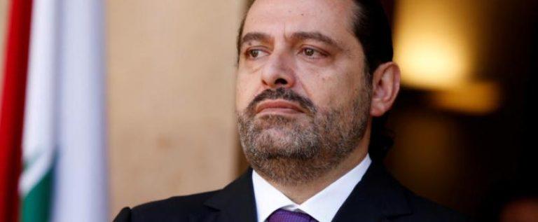 الحريري: أرغب بالبقاء في رئاسة الحكومة والطائرات الإسرائيلية تنتهك الأجواء اللبنانية يوميا