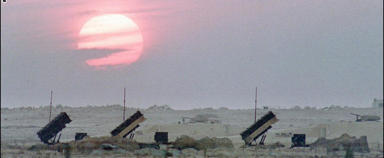 """مجدداً صاروخ بالسيتي """"حوثي"""" جديد على السعودية"""
