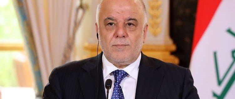"""العبادي يعلن القضاء على تنظيم """"داعش"""" في العراق عسكريا"""