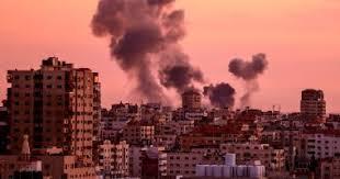 إسرائيل تقصف مواقع لحماس والجهاد في غزة بعد اطلاق قذائف هاون