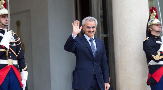 وول ستريت جورنال تكشف تفاصيل المفاوضات مع الوليد بن طلال