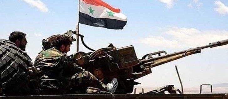الجيش السوري يسيطر على مطار أبو الضهور العسكري في ريف إدلب