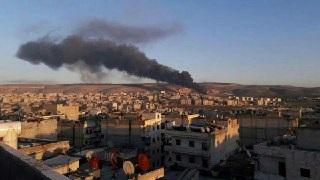 اشتداد المعارك في عفرين شمال سوريا