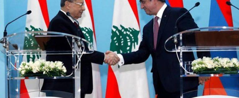 الرئيس عون: لبنان متمسّك بحدوده البرية والبحرية وبحقه في الدفاع عنها بكل الوسائل المشروعة