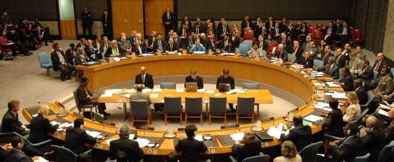 """مجلس الأمن يتبنى بالإجماع مشروع القرار بشأن """"الهدنة في سوريا"""""""