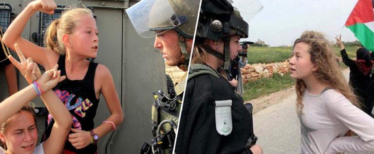السجن ثمانية أشهر لعهد التميمي في اطار اتفاق مع النيابة الإسرائيلية