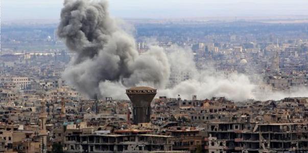 الدفاع الروسية: المسلحون يستعدون لهجوم كيميائي في الغوطة الشرقية