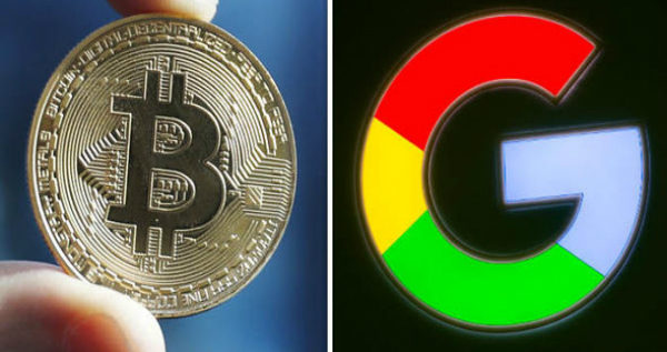 جوجل تعلن الحرب على العملات الرقمية