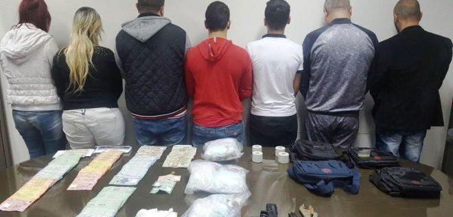 قوى الامن: توقيف عصابة ترويج مخدرات وتسهيل الدعارة بين الدورة وجونية
