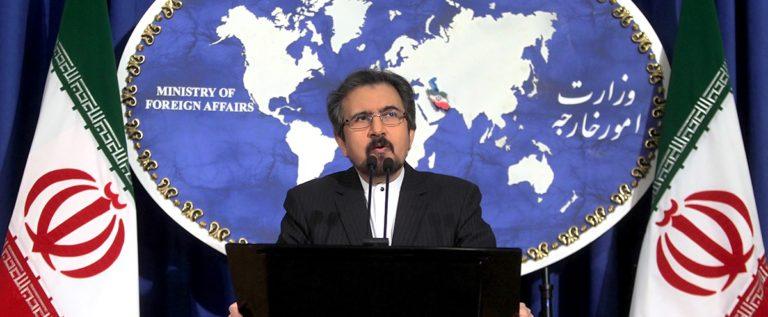 قاسمي: إدعاء استخدام سوريا للأسلحة الكيماوية عبارة عن مؤامرة