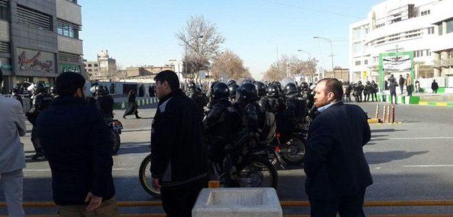 إضراب في متاجر بازار طهران احتجاجا على تدهور قيمة الريال الإيراني