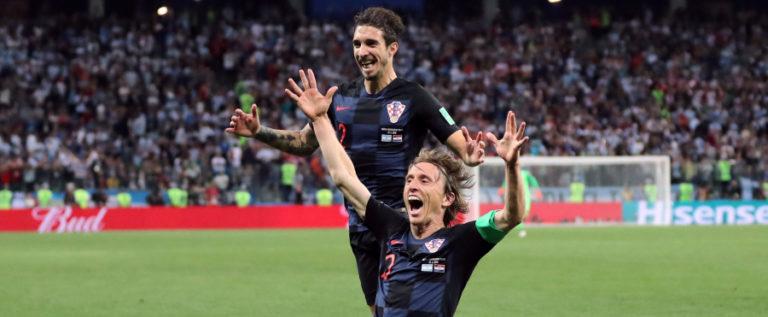 الحلم الآيسلندي تنهيه كرواتيا.. وتحقق ثالث انتصاراتها في البطولة