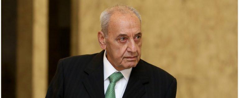 الرئيس بري يكشفُ عرضاً إسرائيلياً للتفاوض حول الحدود ومزارع شبعا