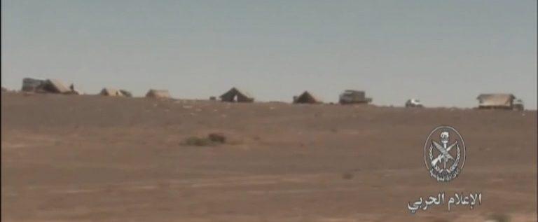 مصدر عسكري سوري: تحرير حوالي 1800 كلم في محافظة دير الزور
