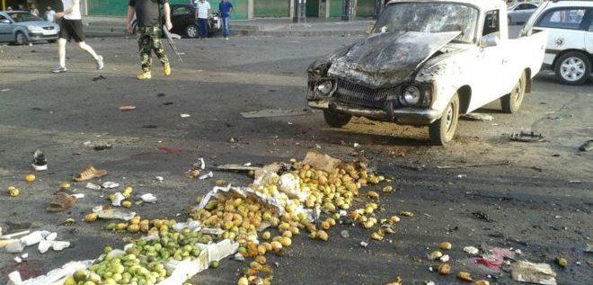 الحرب في سوريا: أكثر من 200 ضحية في سلسلة هجمات انتحارية في مدينة السويداء