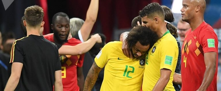 بلجيكا تطيح بالبرازيل وتضرب موعداً مع فرنسا في نصف النهائي