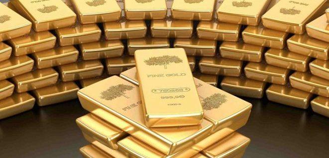 انخفاض الذهب مع ارتفاع الدولار مقابل اليوان وسط تصاعد التوتر التجاري